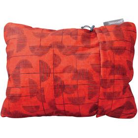 Therm-a-Rest Compressible Pillow M, rød